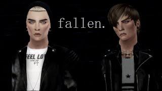 fαllen.   episode 1   α sims 4 series (pilot)