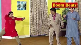 Zafri Khan and Iftikhar Thakur Stage Drama Silki