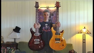 First Look - PRS Paul's Guitar And SE Paul's Guitar