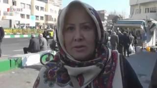اعتراض مردم به گرانی، تورم و عدم قدرت خرید روزمره