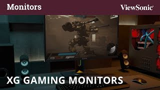 ViewSonic Gaming Monitors