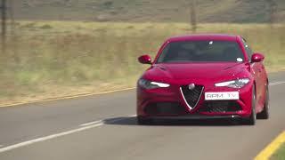 Alfa Romeo Giulia QV vs 2.0GT Super