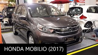 2017 Honda Mobilio - Exterior and Interior Walkaround