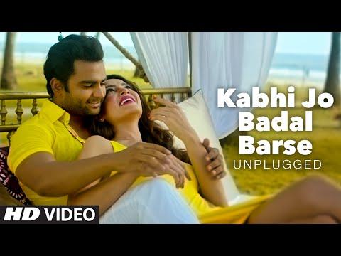 'Kabhi Jo Badal Barse Unplugged' VIDEO Song | DJ Chetas ft. Arijit Singh | Sachin Joshi | T-Series
