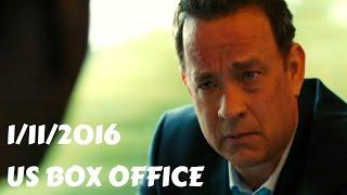 US Box Office (1/11/2016) أفلام البوكس أوفيس