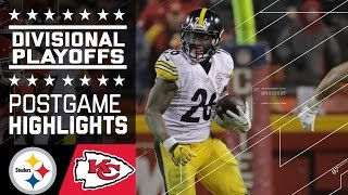 Download Steelers vs. Chiefs | NFL Divisional Game Highlights 3Gp Mp4