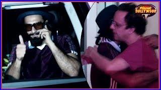 Ranveer Singh Has No Time For Vidhu Vinod Chopra | Bollywood News