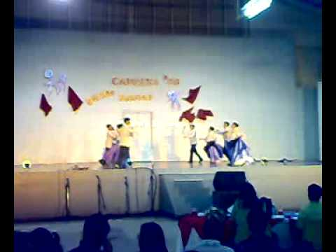 Our Lady of Grace Academy Roxas City Binhi Phil. Folk Dance
