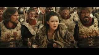 Dragon Blade Jackie Chan Fights | official FIRST LOOK clip (2015)