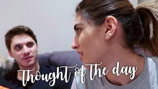 THE THOUGHT OF THE DAY IS BACK!  | Lily Pebbles Vlogmas