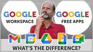 G Suite Vs. Free Google Apps   What Is The Difference?