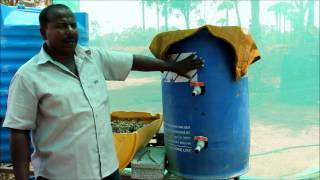 An organic manure factory for Rs. 800 only!