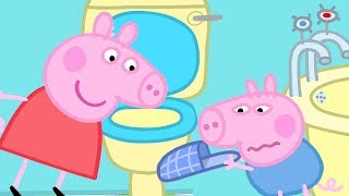 Peppa Pig Nederlands Compilatie Nieuwe Afleveringen ⭐ Papa is zijn bril kwijt ⭐ Tekenfilm