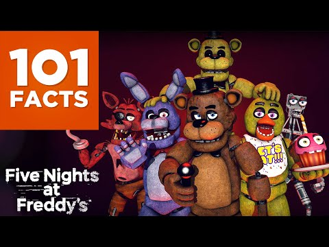 Xxx Mp4 101 Facts About Five Nights At Freddy S 3gp Sex
