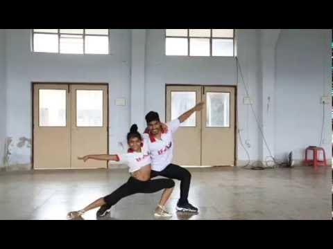 BAD SALSA  Sonali & Sumanth Performance