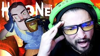 😡 THE 🔑🔑🔑 IS THE 🔑🔑🔑 😡 - HELLO NEIGHBOR FULL RELEASE