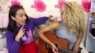 Miranda gives Tori Kelly A Voice Lesson