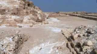 Djedefre Pyramid, Abu Rawash 2012.