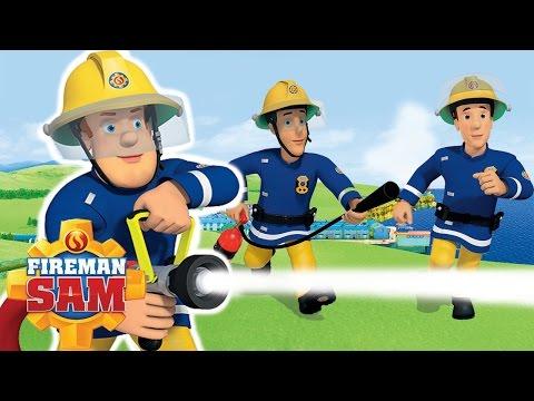Fireman Sam Best Rescues Season 10 Cartoons for Children 🔥🔥 🚒 🚒