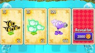 Plants vs Zombies 2 Big Wave Beach - Tiki Torch-er: Level 66-70