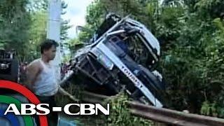 TV Patrol: 6 patay, higit 50 sugatan sa aksidente sa Batangas