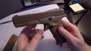 Glock 19X Field Strip/Disassemble