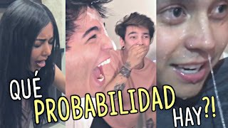 QUÉ PROBABILIDAD HAY?!! (FT. MARIO RUIZ, CAELI & JUAN P. JARAMILLO) | Sebastián Villalobos