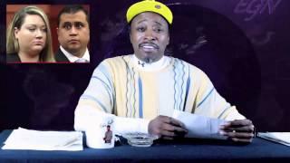 George Zimmerman Hitting White Women   Eddie Griffin News #14