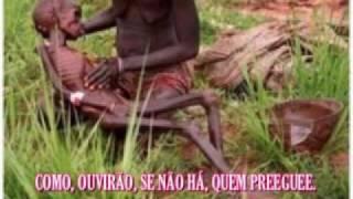 Fernanda Brum - Eu vou a África - VOZ. - Com letra.avi