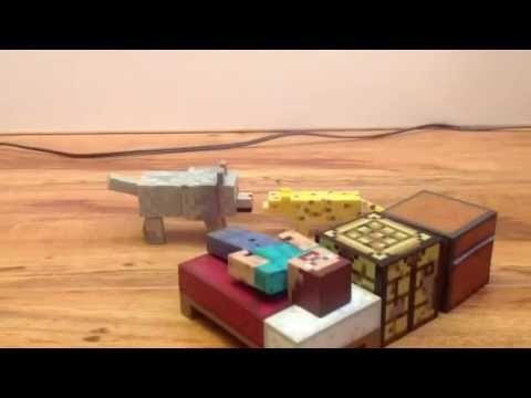 Xxx Mp4 Minecraft Action Figure Stop Motion Movie 1 Part 3 3 3gp Sex