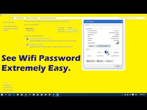 Xxx Mp4 How To See WiFi Password In Windows 7 8 10 3gp Sex