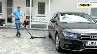 ماكينات غسيل السيارات الألمانية