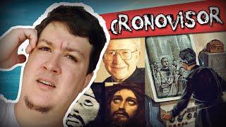 Cronovisor: A Primeira Máquina do Tempo! ASSOMBRADO.COM.BR