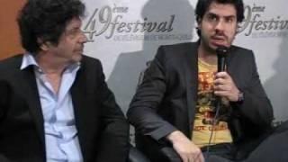 Kaamelott - Interviews Festival TV Monte Carlo 2009 - Partie 3