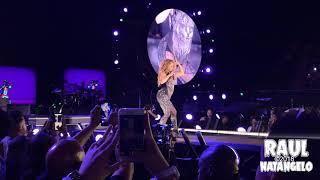 Shakira - She Wolf ( The Forum Los Angeles - El Dorado World Tour 08-28-18 )