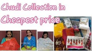 My Daughters New Chudithar Collection's In Cheapest Rate/College Girl Chudithar Shopping/chudithar