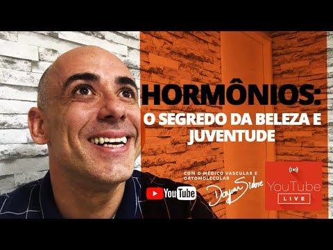 Hormônios, o segredo da beleza e juventude | LIVE DAYAN SIEBRA