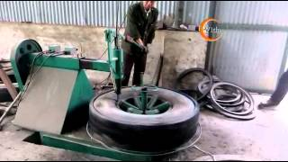 Tyre Circle Cutter for Tire Recycling