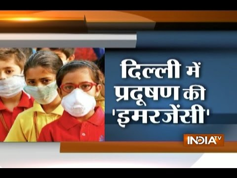 Rise In Pollution Levels Force Delhi-NCR Schools To Issue Advisory