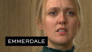 Emmerdale - Rebecca Makes a Shocking Discovery About Kath