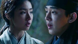 《BEST》 Six Flying Dragons 육룡이 나르샤| 유아인, 신세경과 티격태격 속 보이는 '사랑 싸움' EP14 201501117