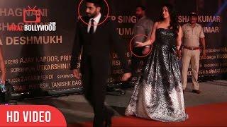 WHY ? Abhishek Bachchan Got Angry To Aishwarya Rai | Full Video | Sarbjit Grand Premiere