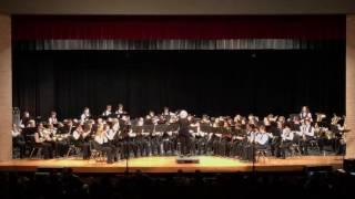 Region IX Junior High Symphonic Band - Argosy