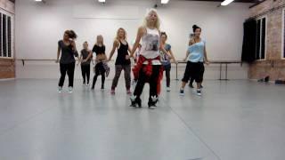 'Countdown' Beyonce choreography by Jasmine Meakin (Mega Jam)