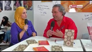 أمين زاوي يرشح للجائزة العالمية للرواية العربية البوكر 2018