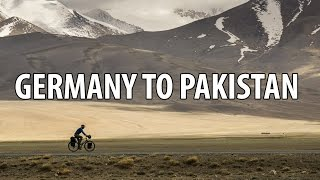 Cycling from Germany to Pakistan