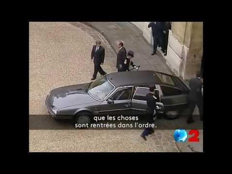 LES NUITS PRESIDENTIELLES 2 Les voitures des présidents