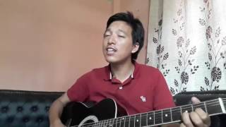 Cover of nepali old song Hasi rakhana maya boli rakhana