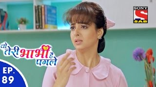Woh Teri Bhabhi Hai Pagle - Episode 89 - 18th May, 2016