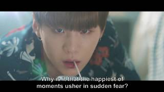 [ENG SUB] Jin's voice from BTS LOVE YOURSELF Highlight Reel '起承轉結'